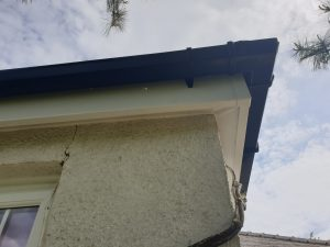 Fascia and Soffit Replacements in Gretna